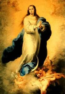 Inmaculada Concepción. Bartolomé Esteban Murillo(1617 – 1682)